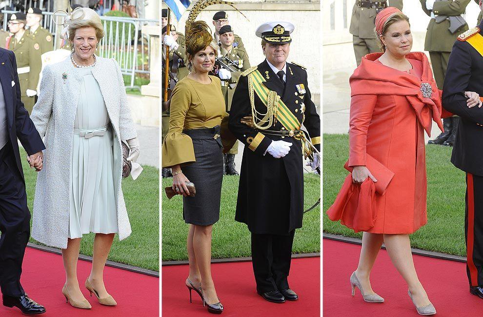 Bodas reales vestidos invitadas