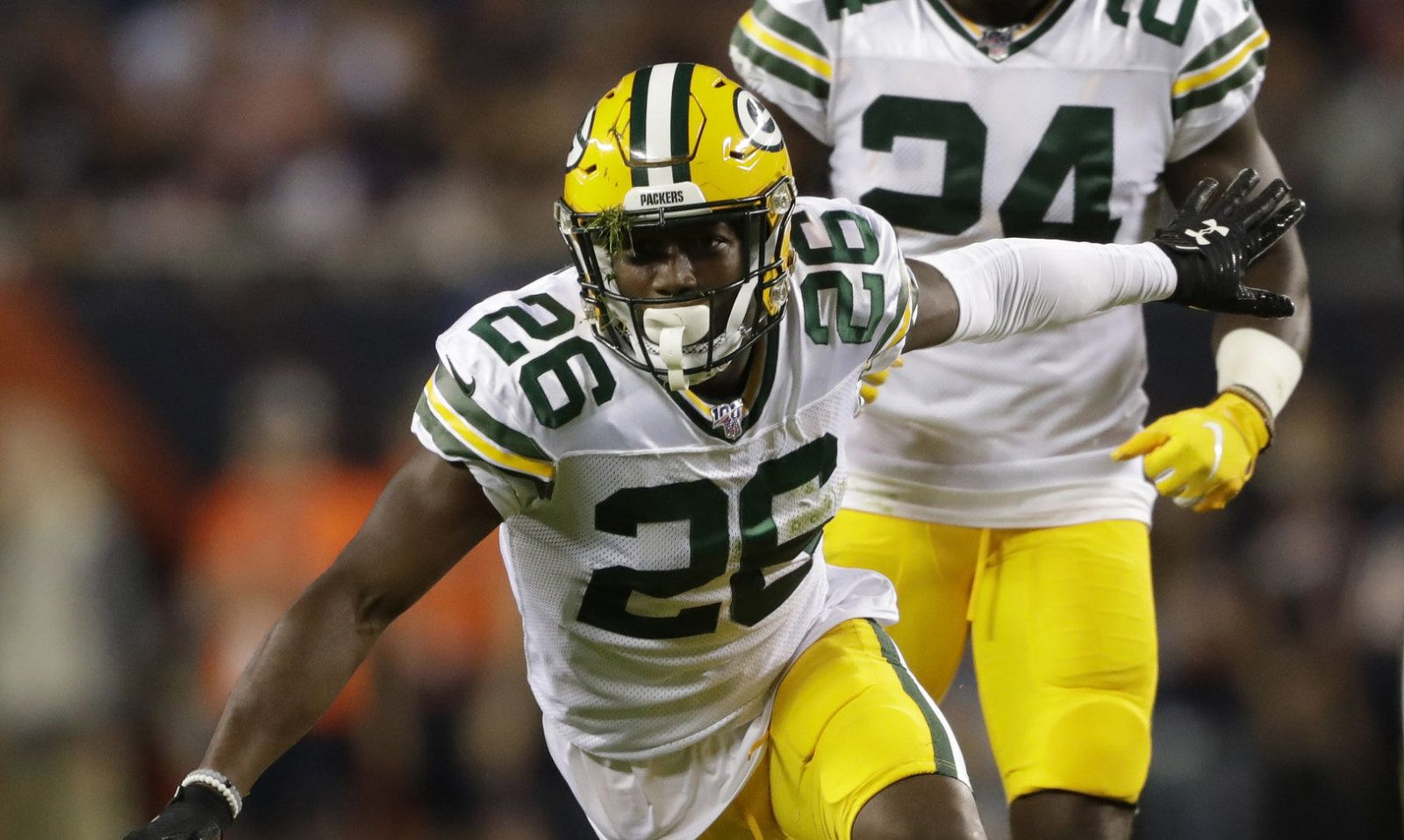 Packers Safety Darnell Savage Jr Named 2 Rookie So Far By