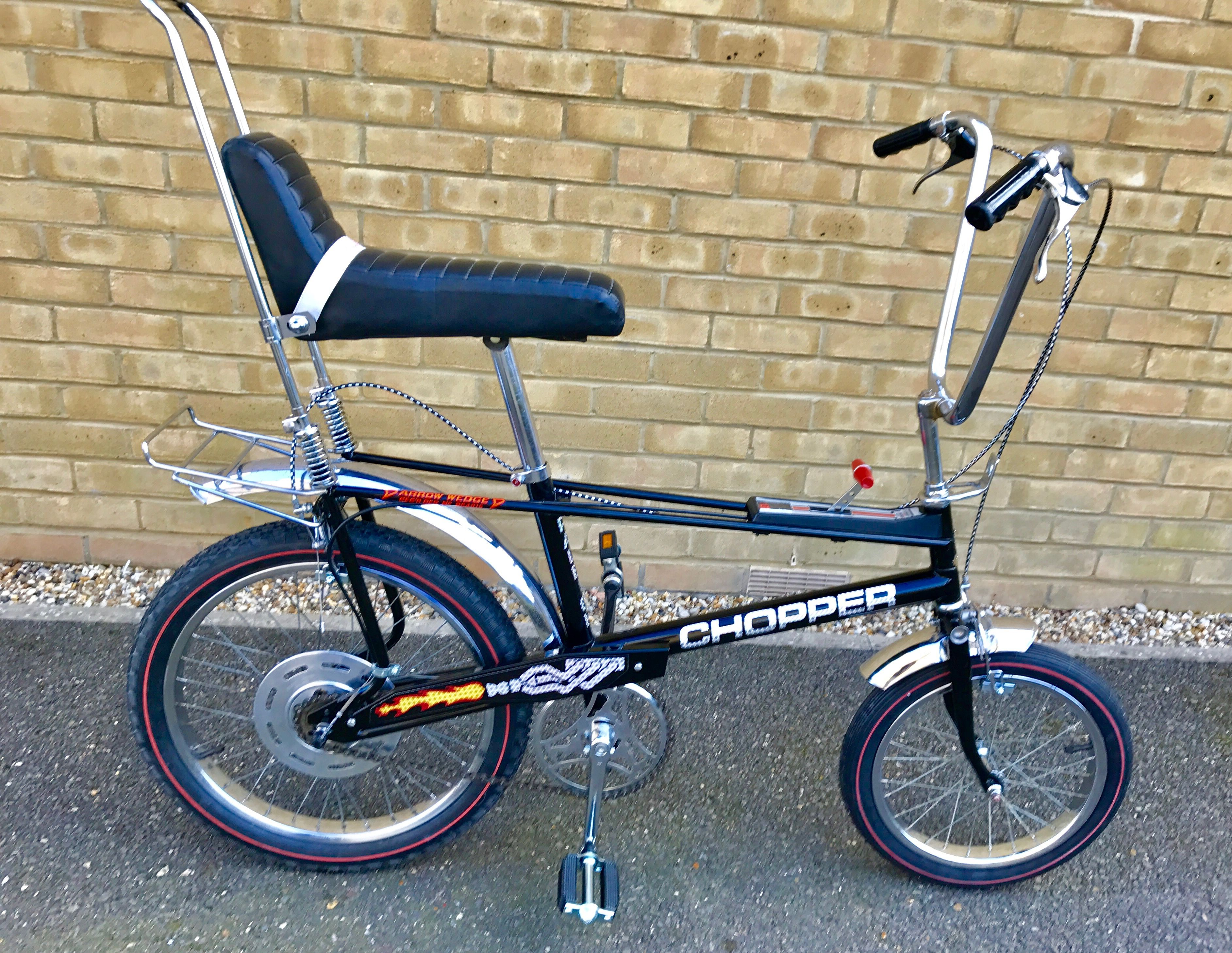 Raleigh Chopper Prismatic Prizzy- *SOLD* | Motorcycles | Raleigh