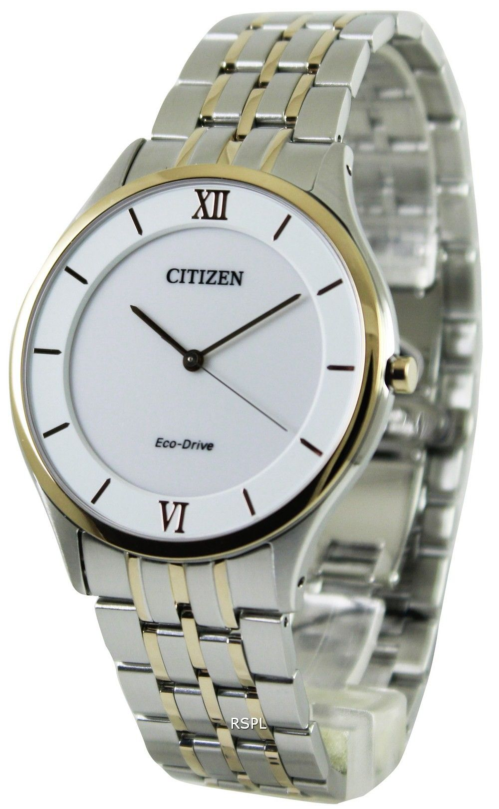 e95b5ba024d Citizen Eco-Drive Stiletto Super Thin AR0075-58A Mens Watch ...