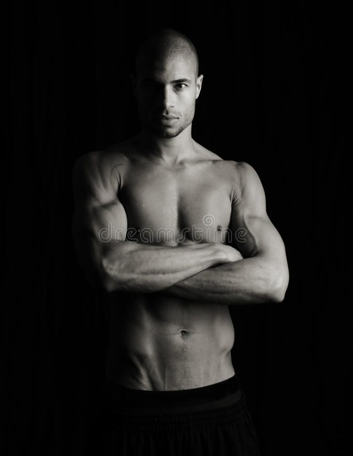 Artistic Fitness. On a black background, Low key , #spon, #Fitness, #Artistic, #black, #key, #backgr...