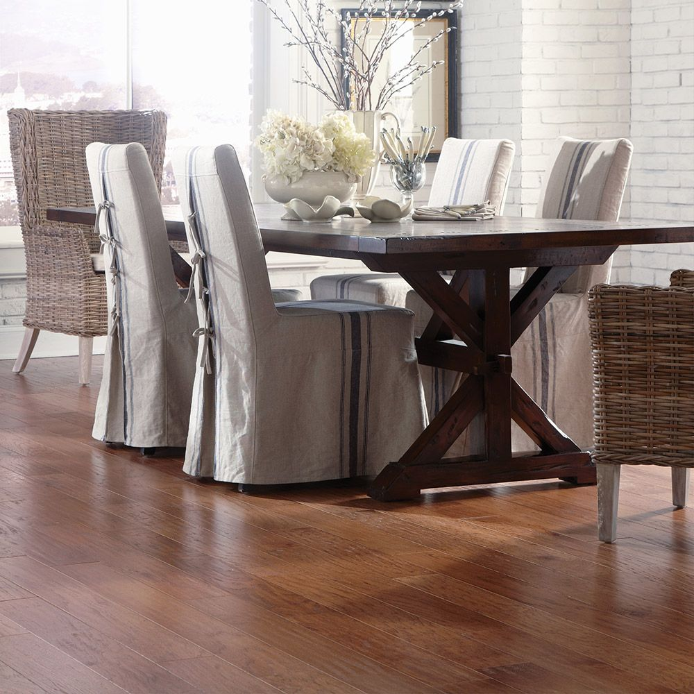 Learn how to refinish hardwood floors to restore flooring