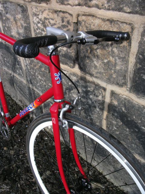 Peugeot Elite Single Speed Flip Flop Fixie Cycle Ebay