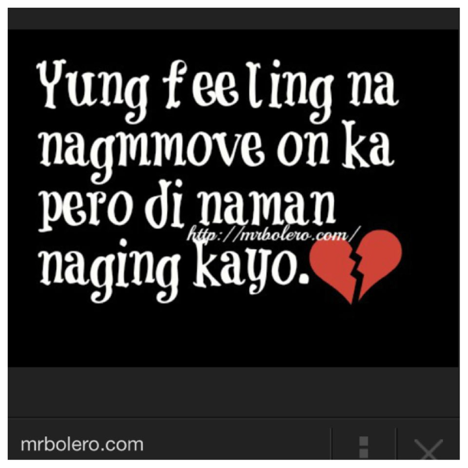 Collection of Best Tagalog Quotes Move on Quotes Tagalog Bob g Quotes and Picture Quotes
