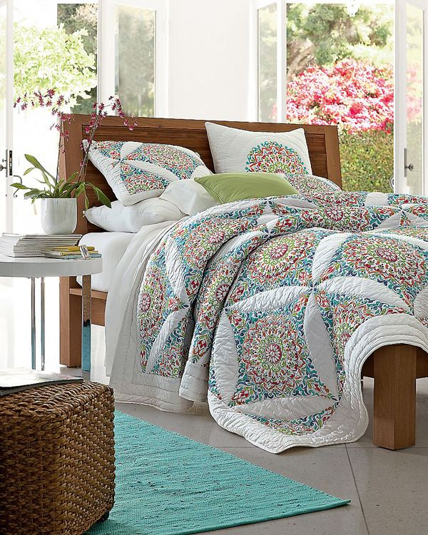 Beautiful Handmade Quilts For Luxury Cordova Spanish Quilt