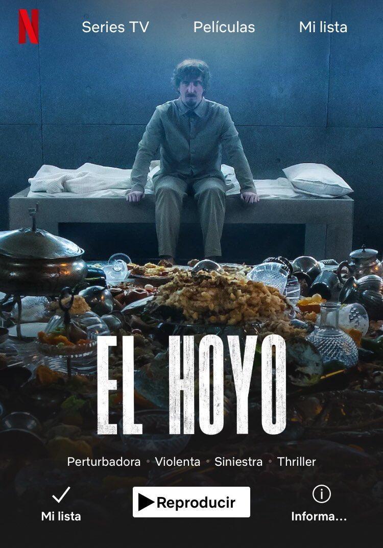 Sección Visual De El Hoyo Filmaffinity Peliculas Recomendadas Peliculas Series Y Peliculas