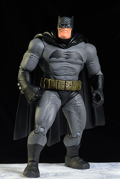 Dcd Dark Knight Returns Batman Superman Action Figures Com