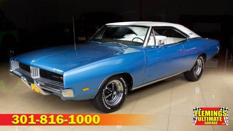 1969 Dodge Charger For Sale 2414843 Hemmings Motor News 1969 Dodge Charger Dodge Charger For Sale Dodge Charger