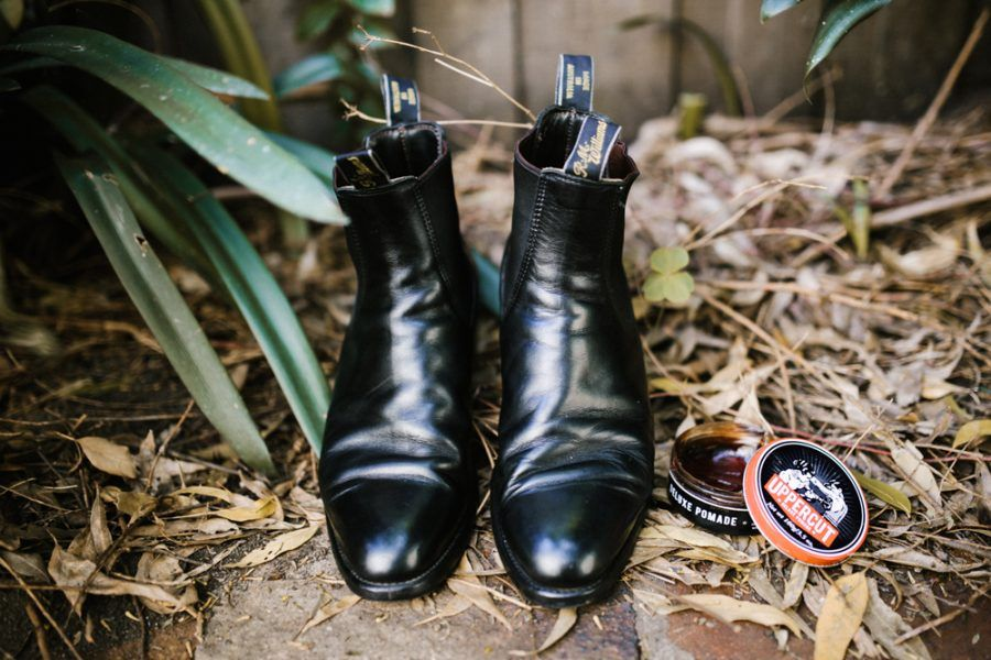 groom shoes - RM Williams