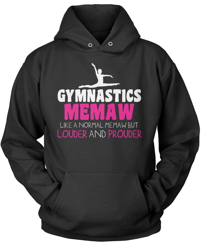 Loud and Proud Gymnastics Memaw