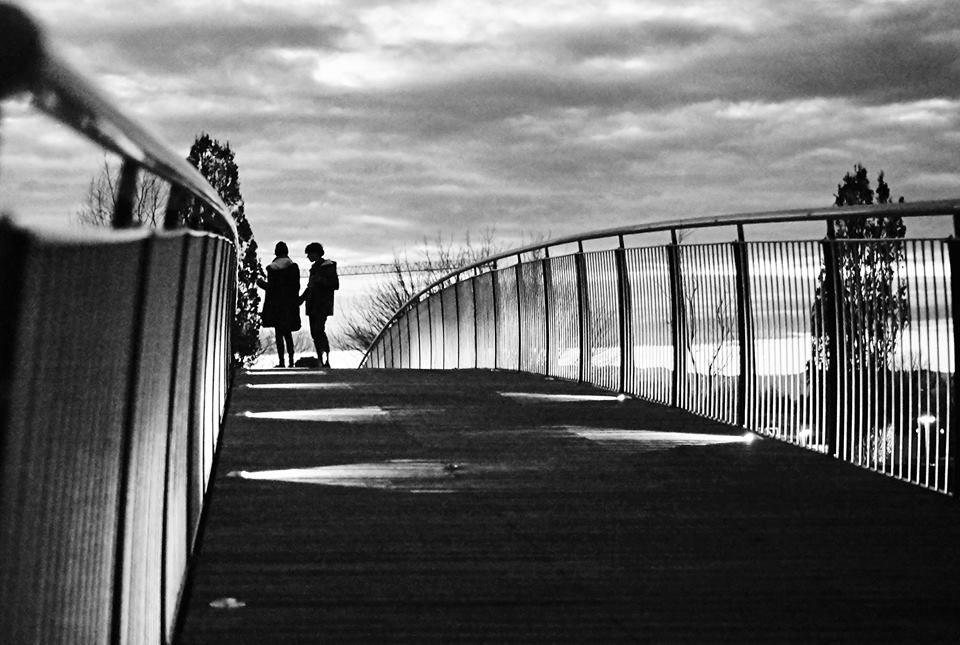 ragazze sul ponte, Oderzo, TV, www.facebook.com/gamelli.it