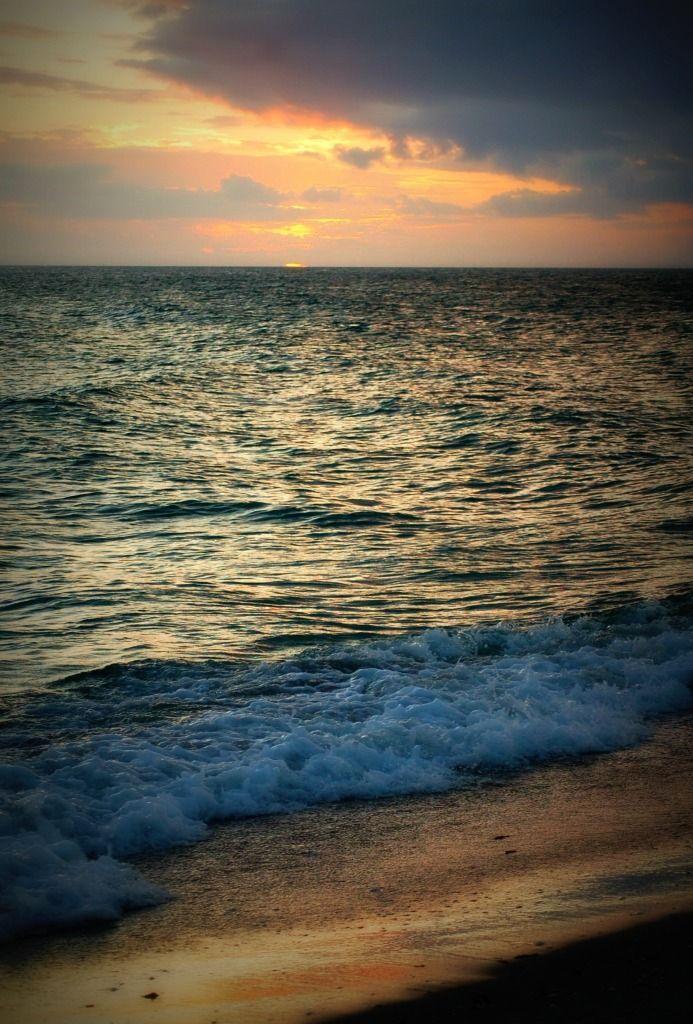 Sunset, May 1st...Englewood Beach, FL   Englewood beach ...