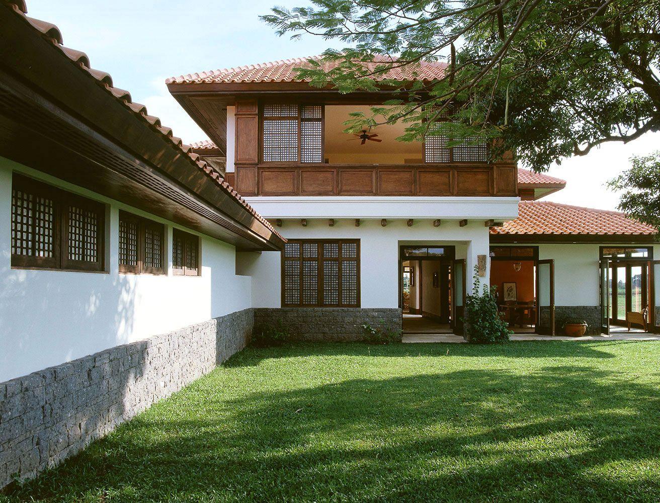 CS Architecture – Calatagan Hacienda   Desain exterior ...