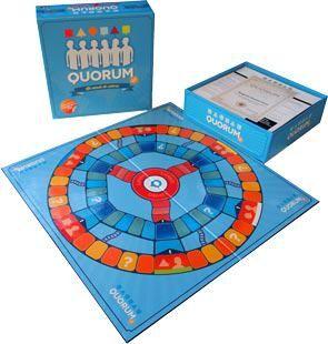 Quorum Life Es Un Juego De Mesa Que Nos Presenta Dilemas Eticos A