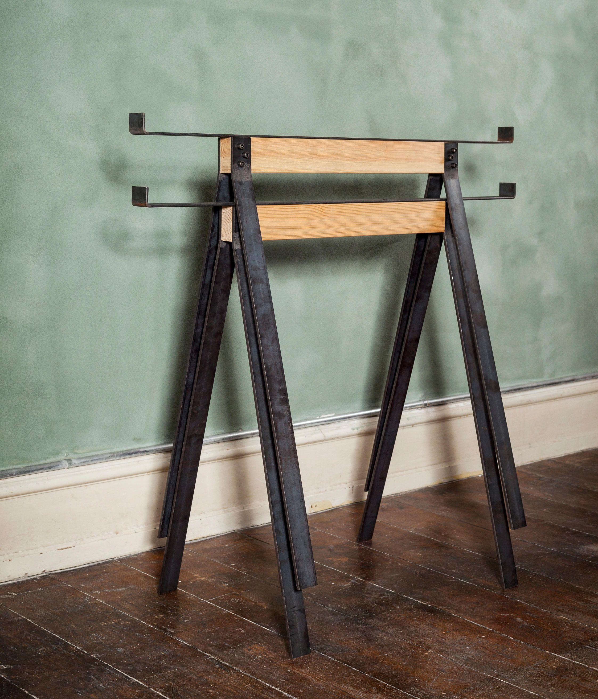 F56   F86 TRESTLE Cavalletti per tavoli di design Frama ✓ Tutte le ...