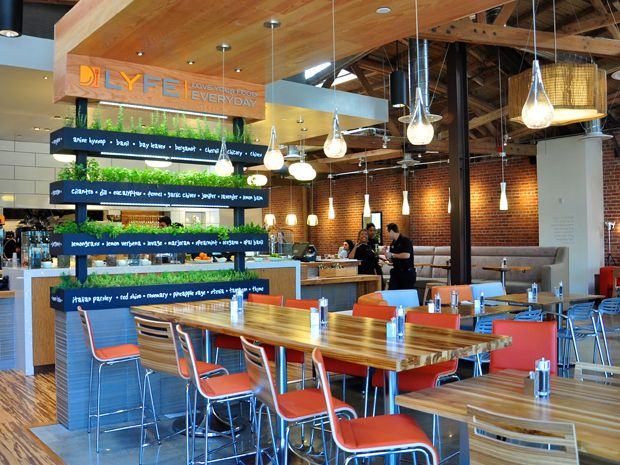 Merveilleux LYFE Kitchen Opens In Culver City   The OPEN Daily