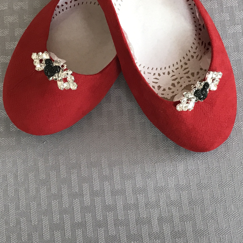 Disney Inspired Wedding Shoe ClipsCinderella Etsy in