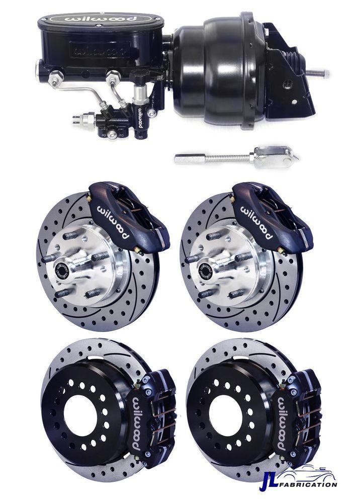 Details about Wilwood GM Disc Brake Kit 12 19