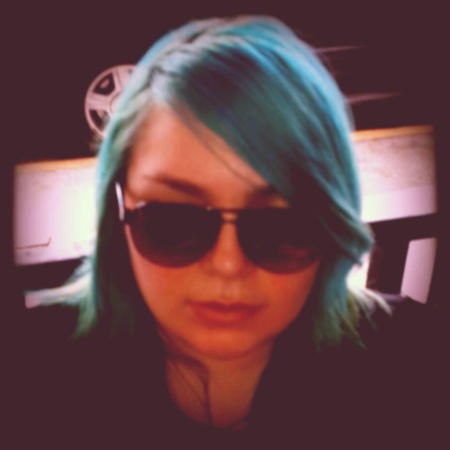 Verde azulado !!!!