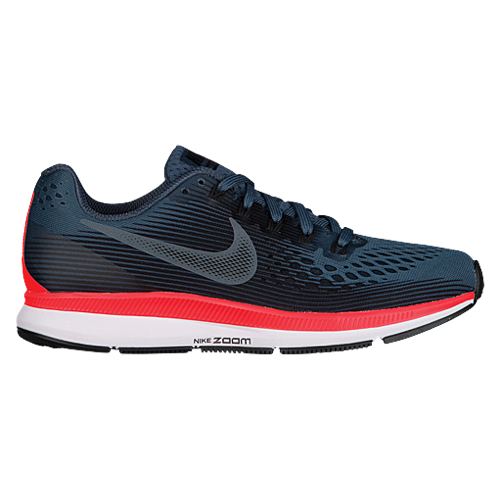One Of The Most Trusted Running Shoes In The Nike Line The Air Zoom Pegasus 34 Is Back With A Snug One To One Fit An Nike Air Zoom Pegasus Nike Sneakers Nike