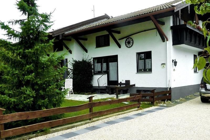 Haus Monika im Luftkurort Übersee im Chiemgau. - 3 slaapkamers, 2 ...