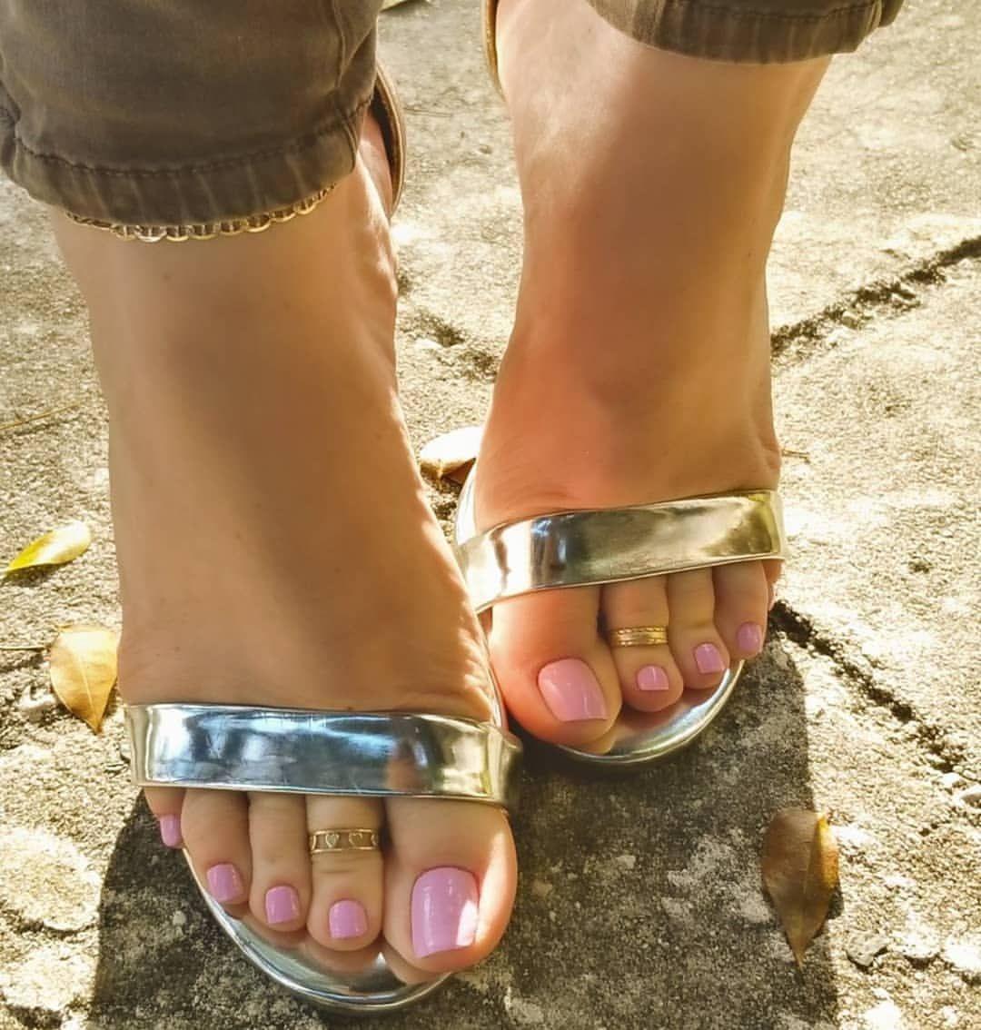 Foot fetish jewelry