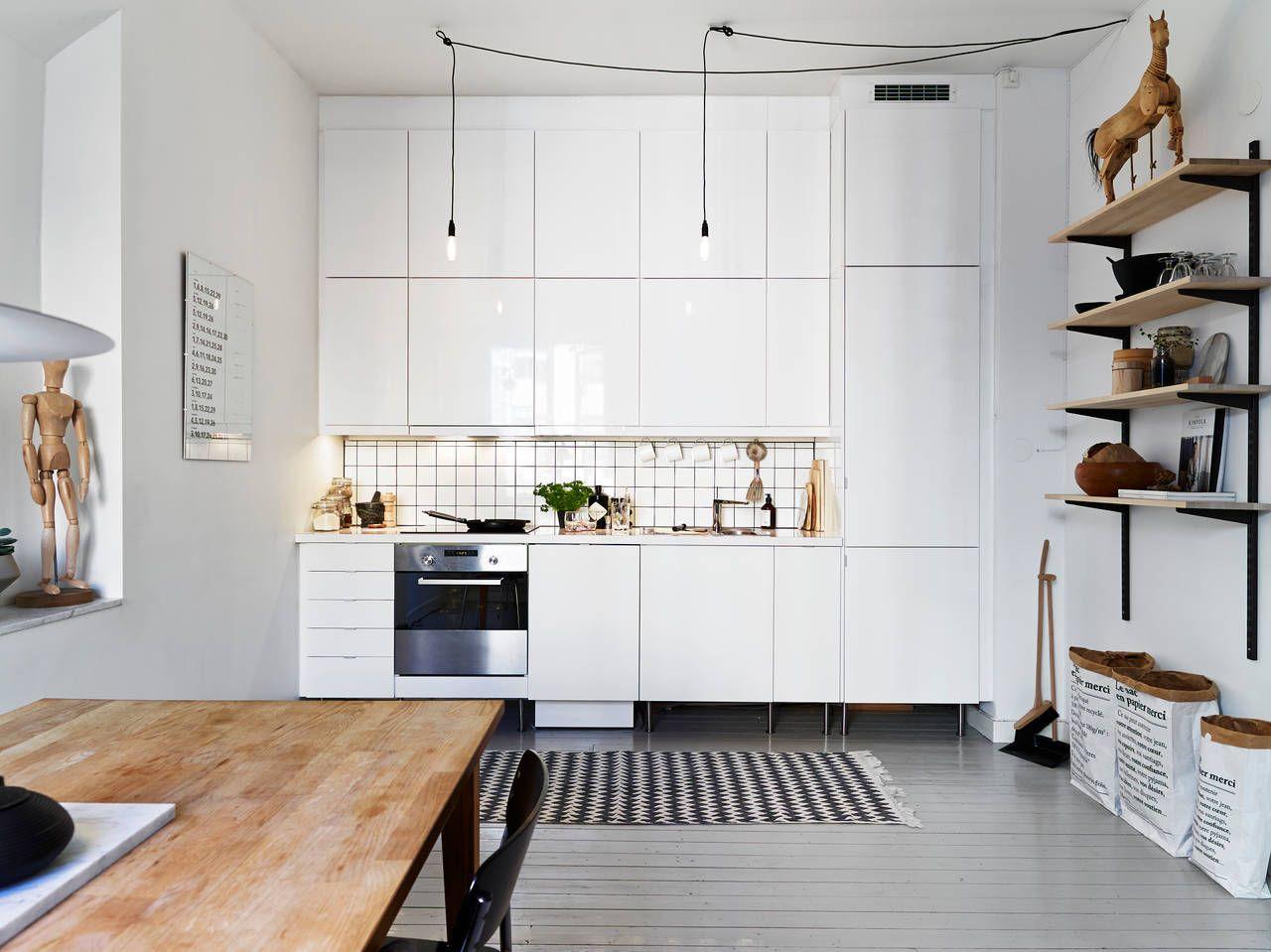Franse l(i)ebt Meer Haus küchen, Kücheneinrichtung, Haus