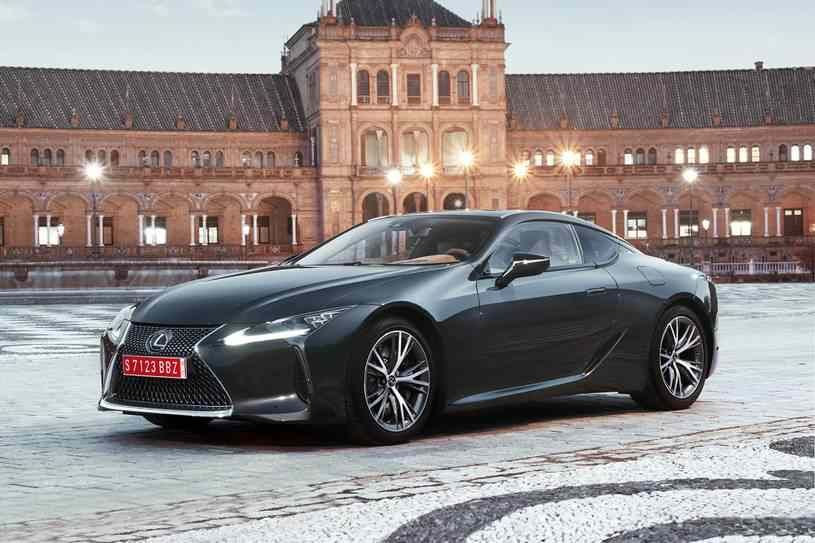 مواصفات ومميزات وعيوب لكزس Lc 2019 أسعار السيارات Japanese Cars Lexus Lexus Lc