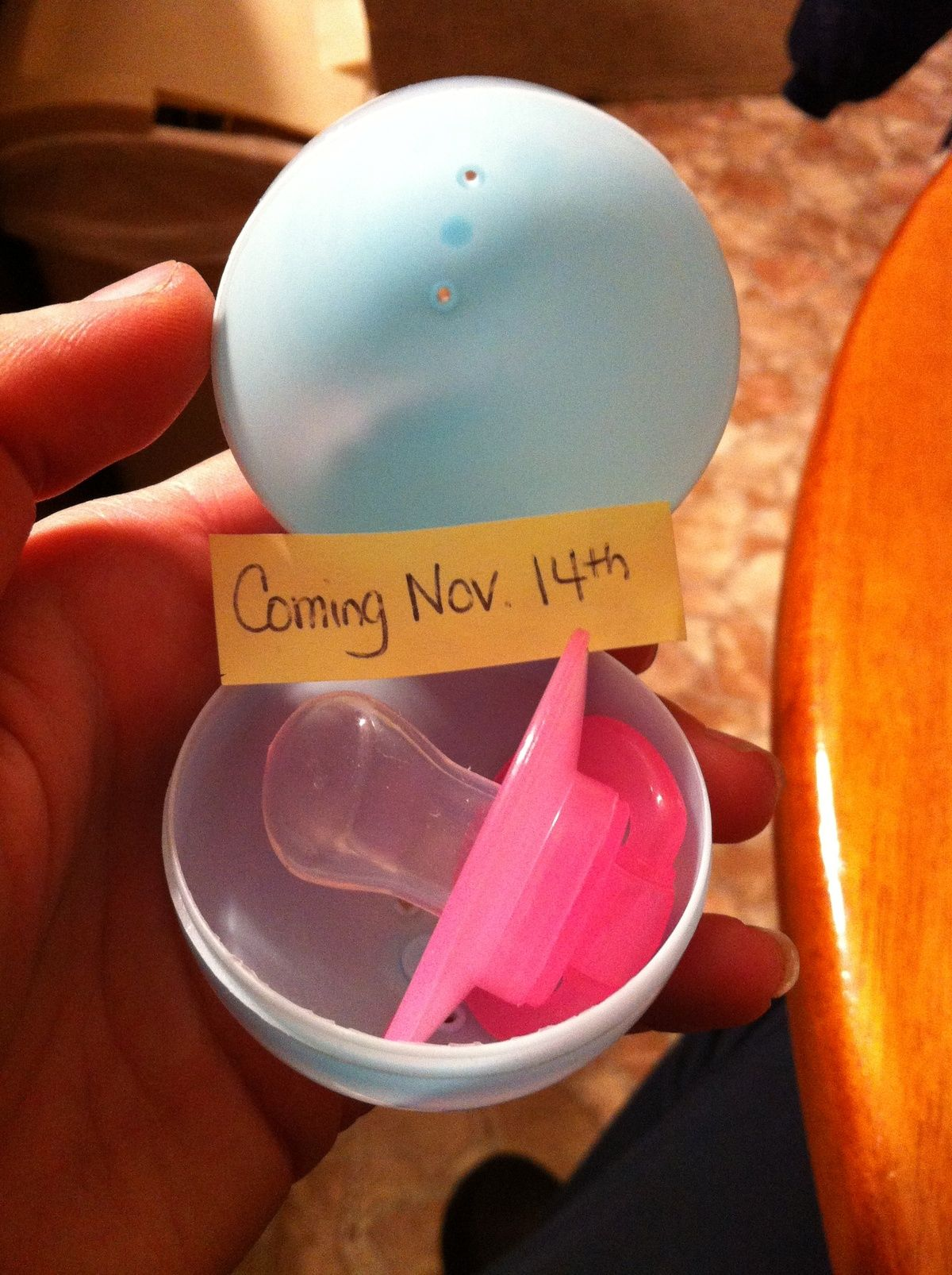 60 Cool Pregnancy Announcement Ideas – Announcing the Gender of the Baby Ideas