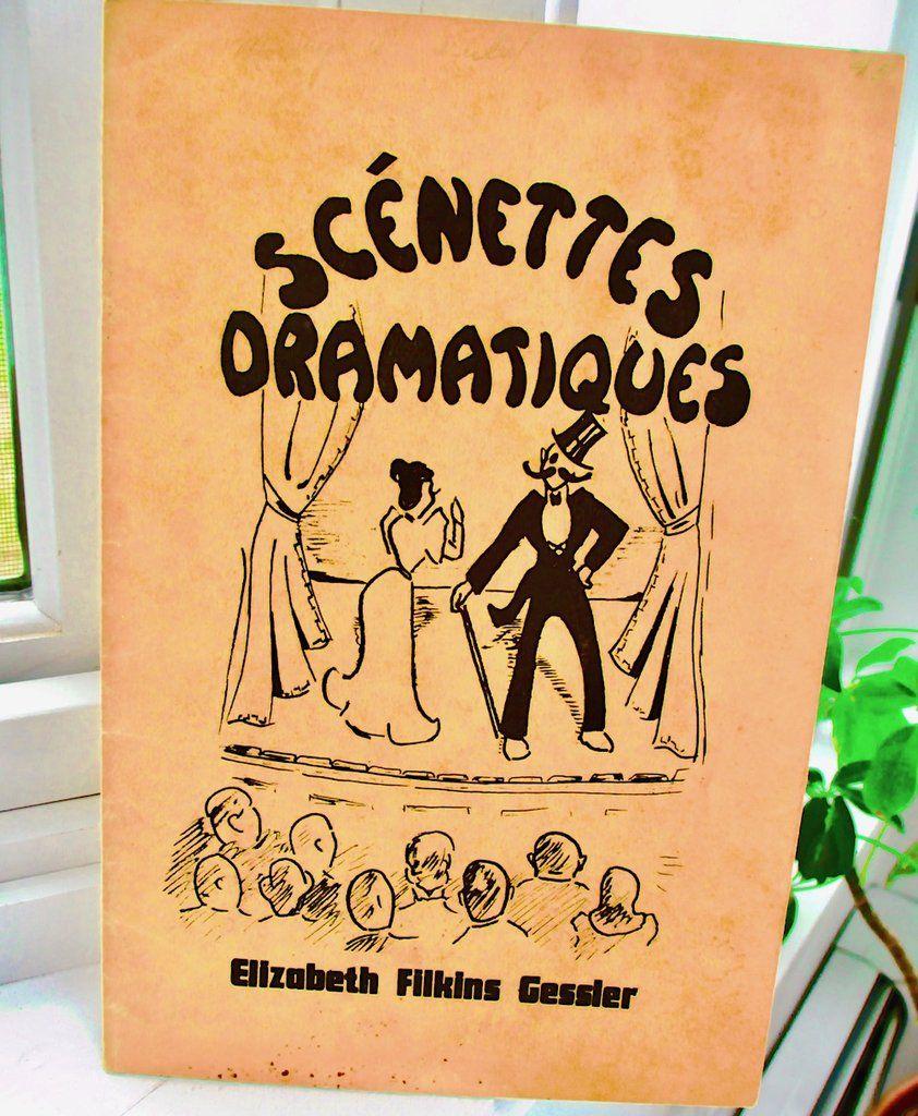 Dramatiques fourth edition 1953 elizabeth