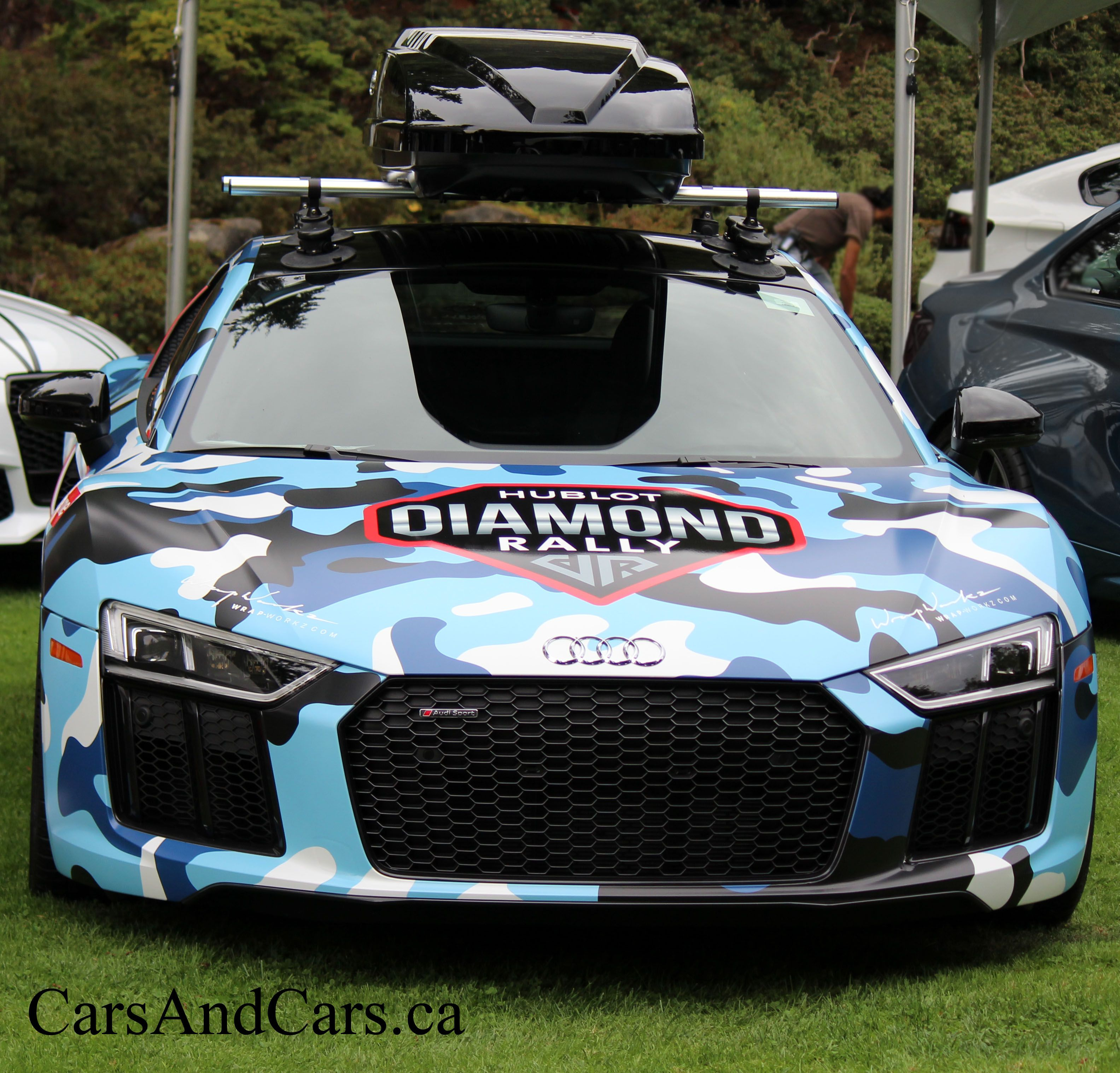 Audi Sport #SportCar #GermanCar
