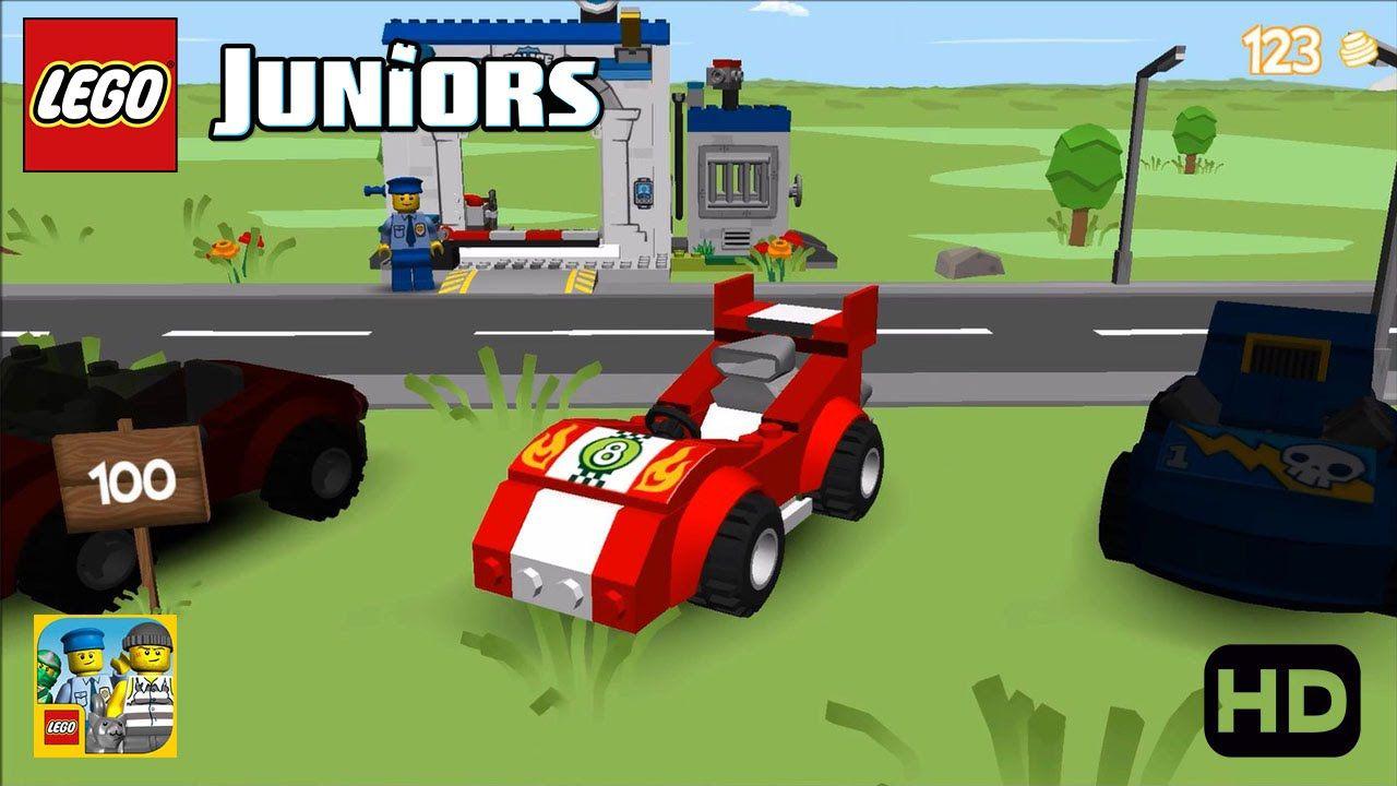 Lego Junior Quest Mobil PolisiBuronanBulldozerNinja Android
