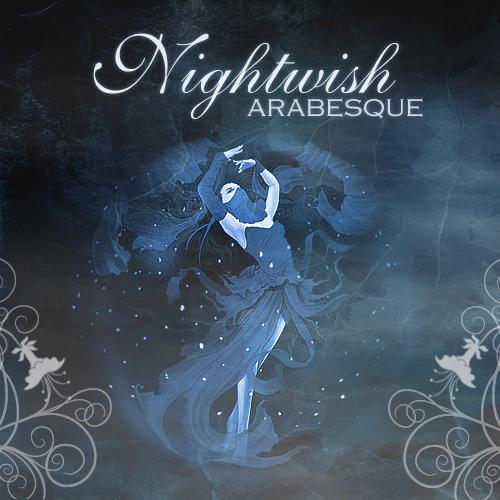 Hauntedwhispers Symphonic Metal Music Poster Fantasy Art