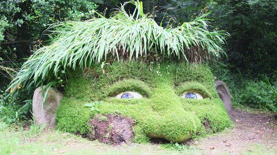 Lost Gardens Of Heligan Lost Gardens Of Heligan Picture Of The Lost Gardens Of Heligan St Lost Gardens Of Heligan Lost Garden Garden