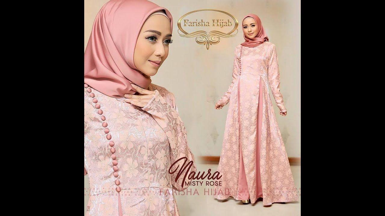 Dan kali ini farisha hijab mengeluarkan motif brucade corneli prada