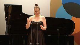 Kateryna Kasper, sopraano (UKR). Välikilpailu – Semifinals | Mirjam Helin -laulukilpailu 2014 | TV | Areena | yle.fi