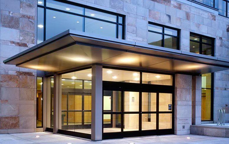 Oz Architects Ambulatory Care Center Roof Detail Roof Detail Architect Architecture Design