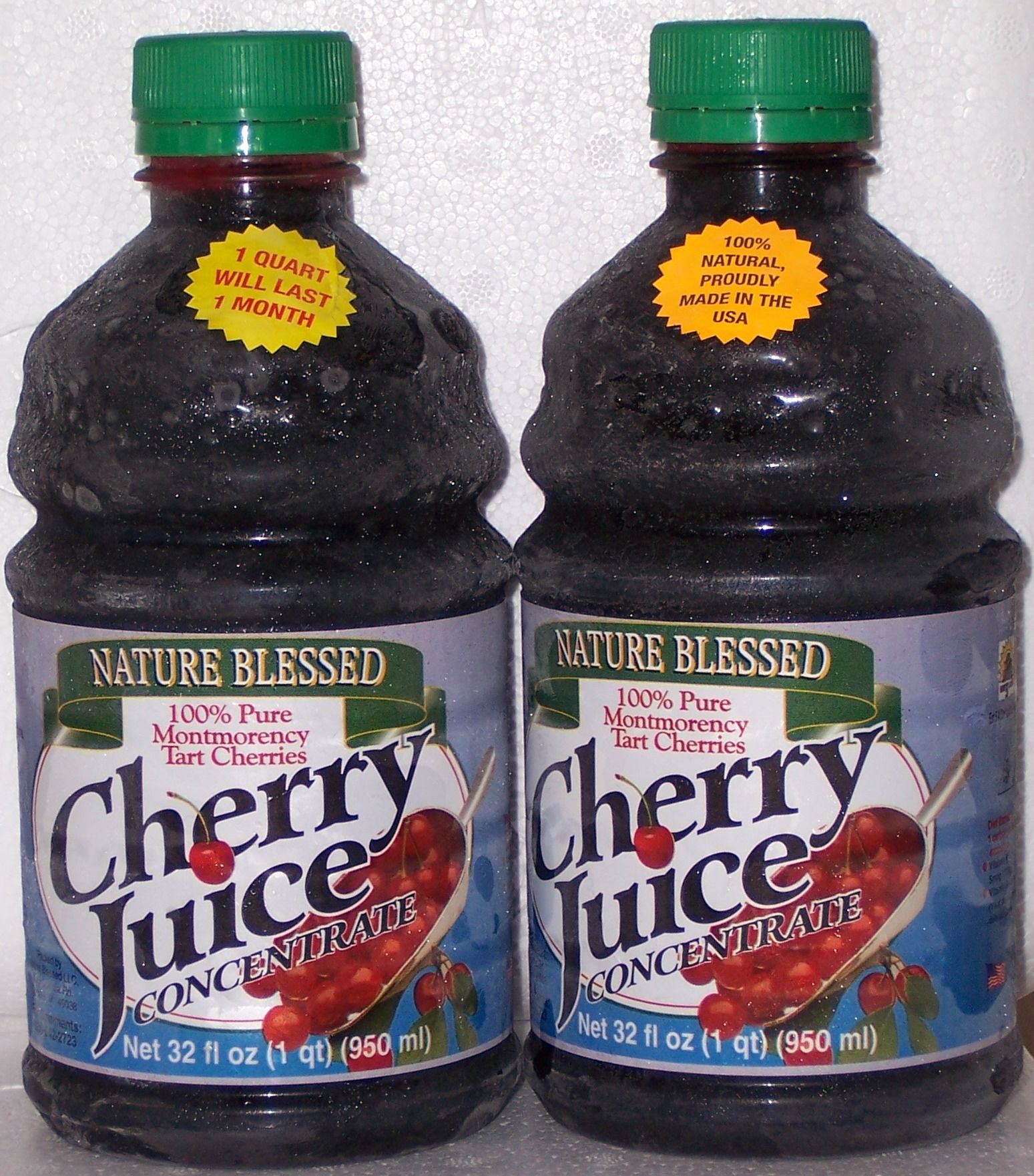 How To Use Cherry Juice As A Treatment For Arthritis ...