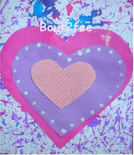 carte fête des mères ps les patouilles de Bout2fee | Carte fête des mères maternelle