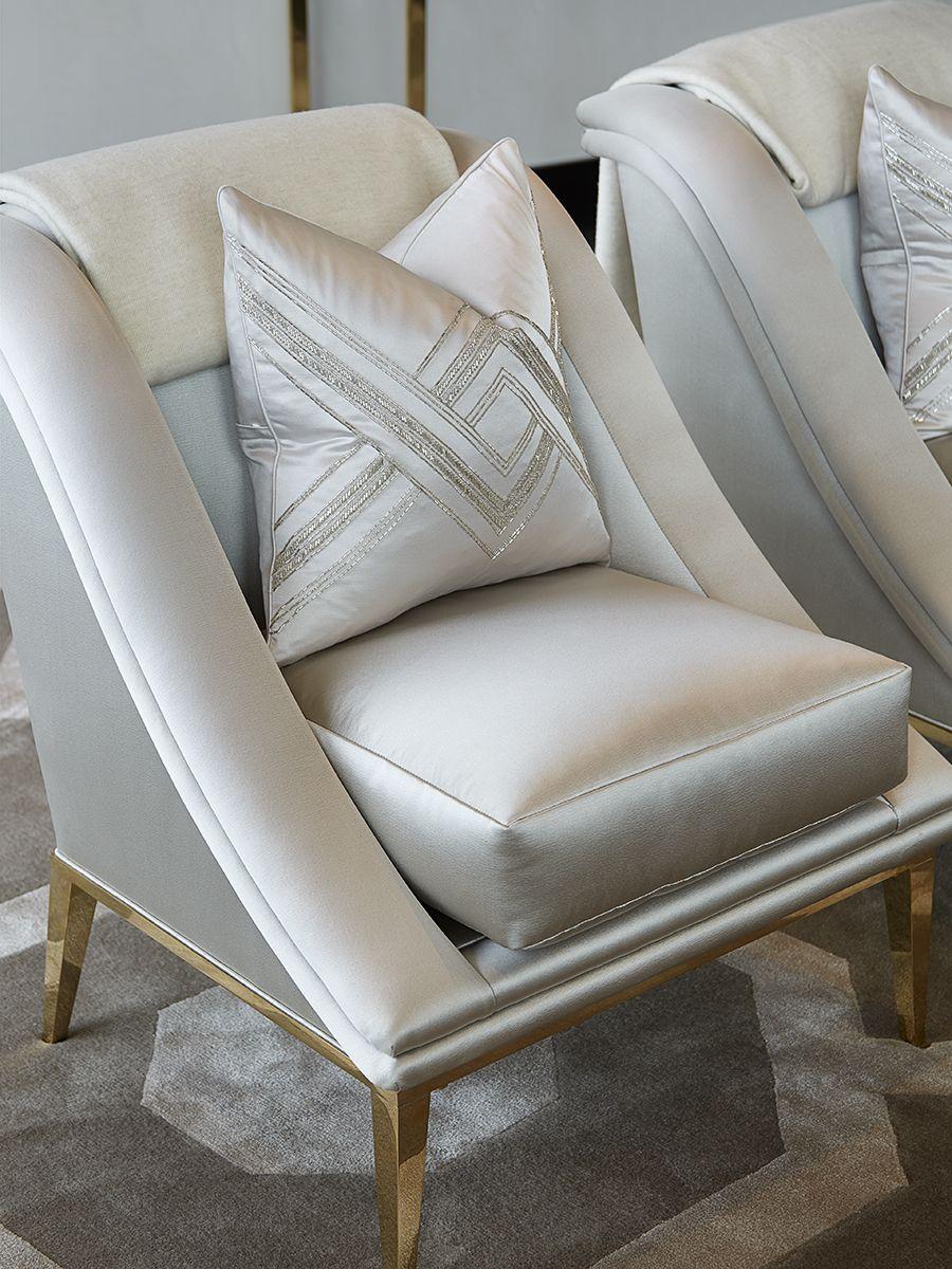 Armchair Penthouse St John S Wood Morpheus London Furniture Chair Sofa Design