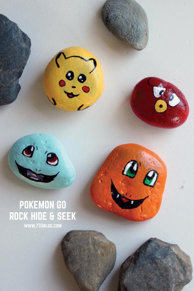 how to get rock stone pokemon go