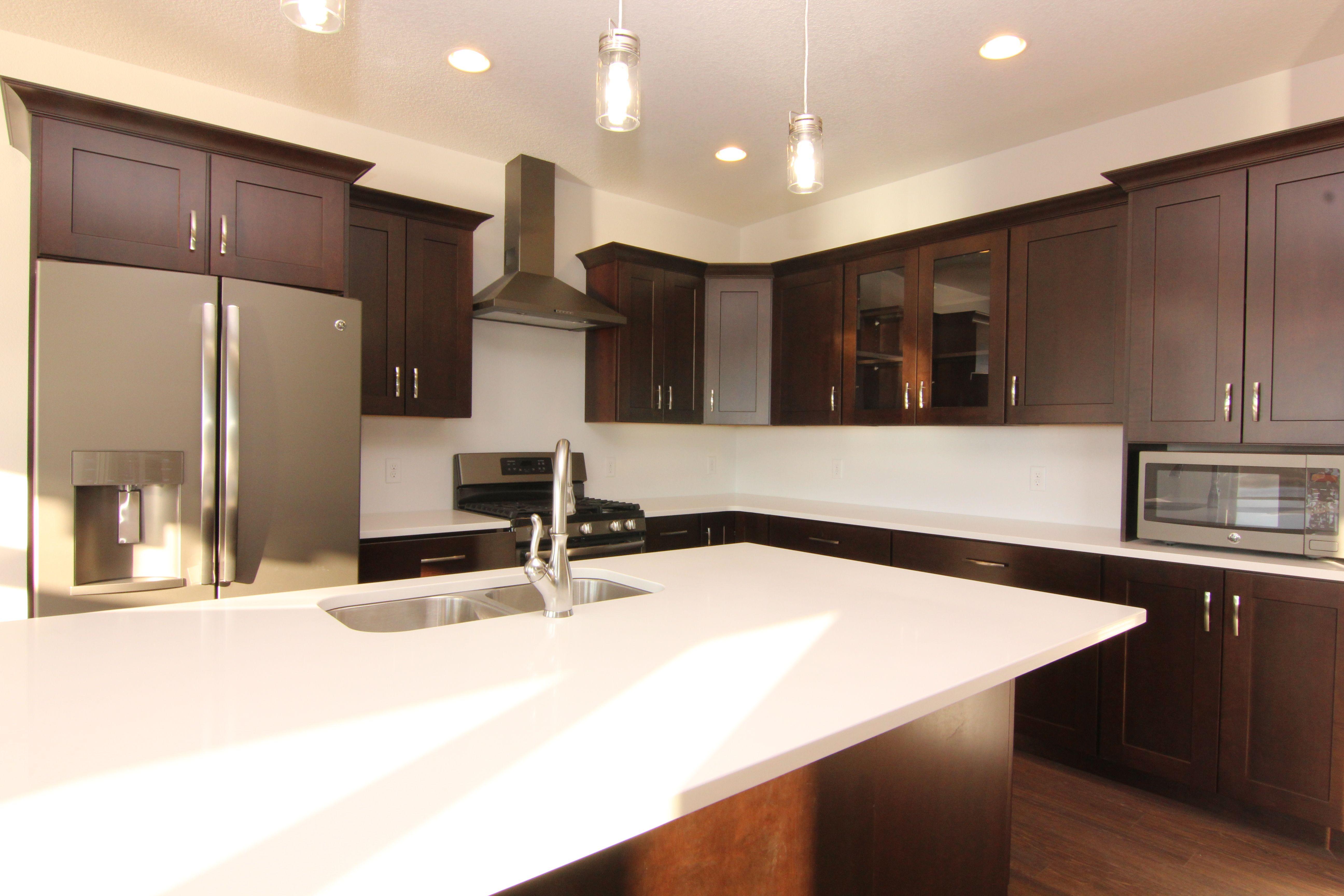 #StainlessSteel undermount kitchen sink. #Leland single ...