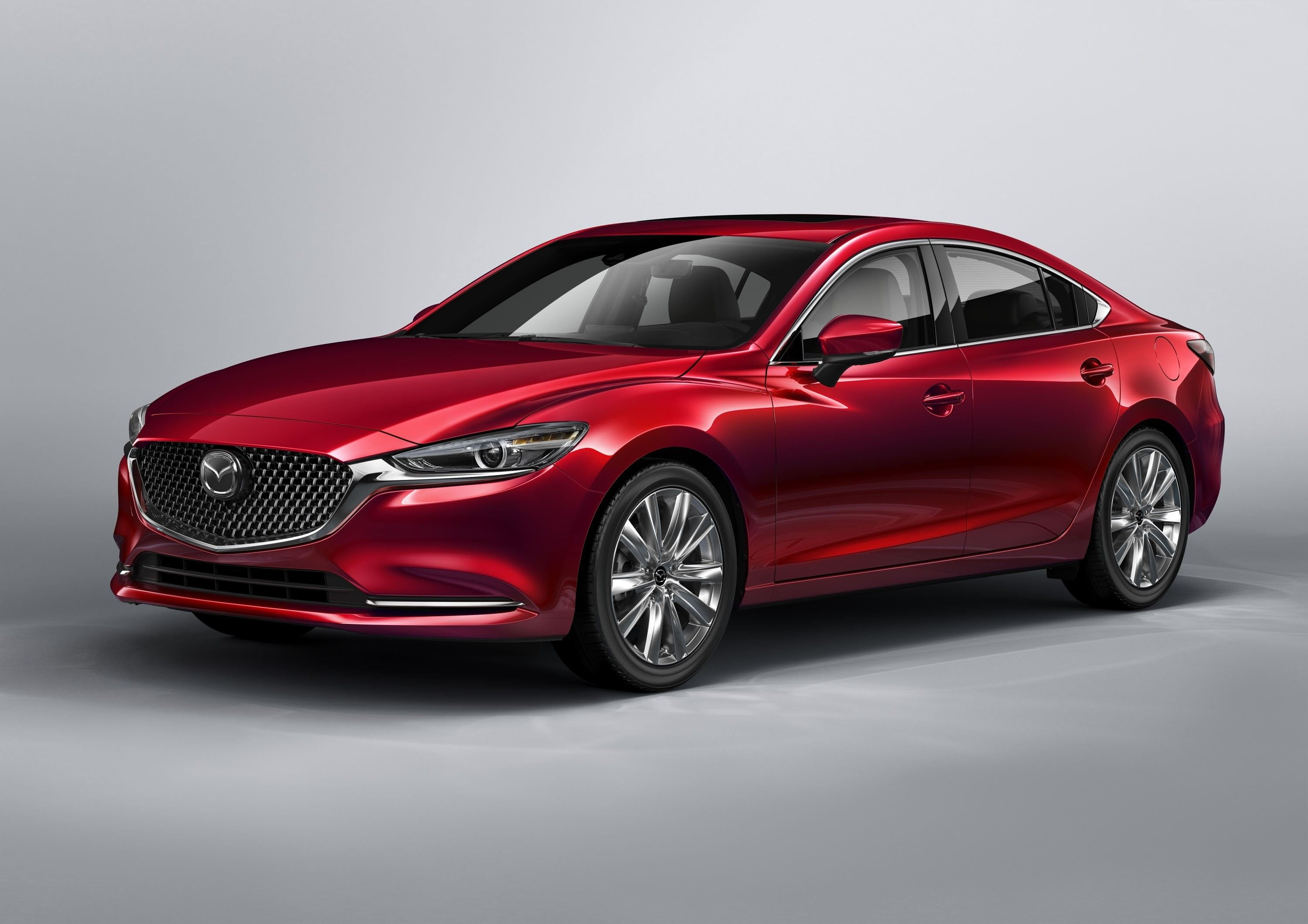2018 Mazda 6 Concept Redesign And Review Car Gallery Mazda
