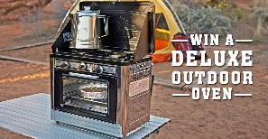 Camp Chef - Win a Deluxe Outdoor Oven - http://sweepstakesden.com/camp-chef-win-a-deluxe-outdoor-oven/