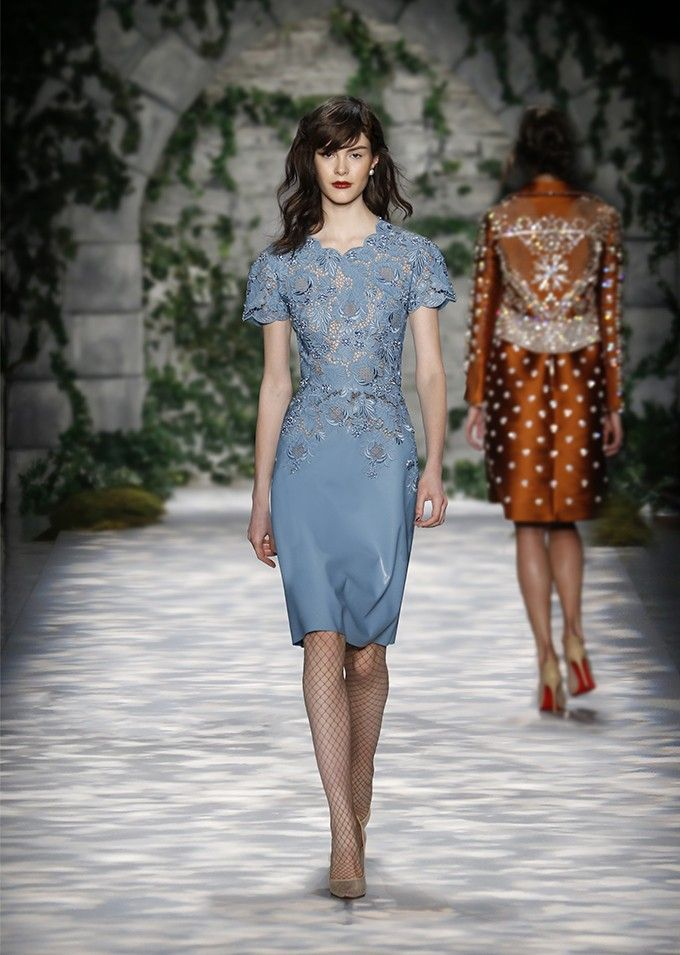 AW17 Catwalk - Collection - Ready To Wear Jenny Packham