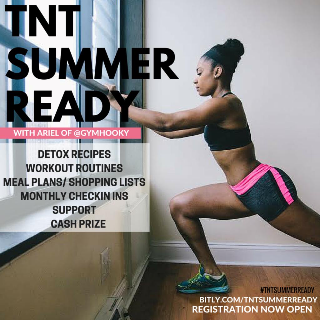 Tnt Summer Ready Challenge Fitness E Book Millennial In Debt Best Cardio Workout Workout Challenge Women Cardio Workout