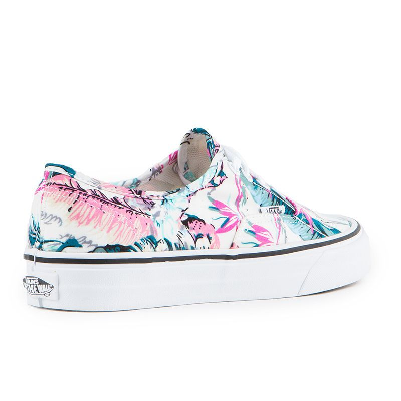 Vans AUTHENTIC Classics Tropical Multi True White