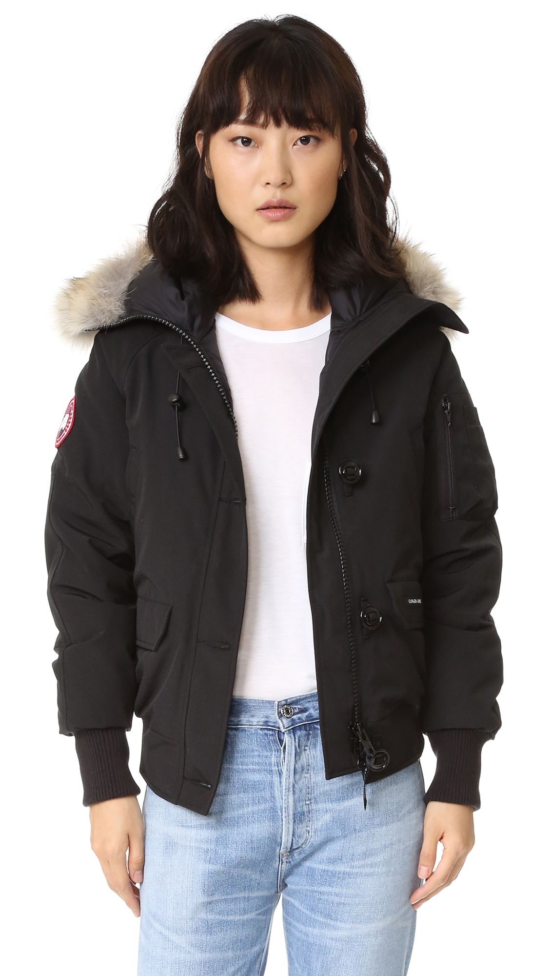 CANADA GOOSE BOMBER Mujer