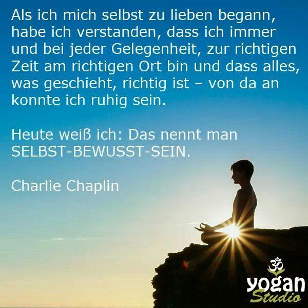 Charlie Chaplin Als Ich Mich Zu Lieben Begann