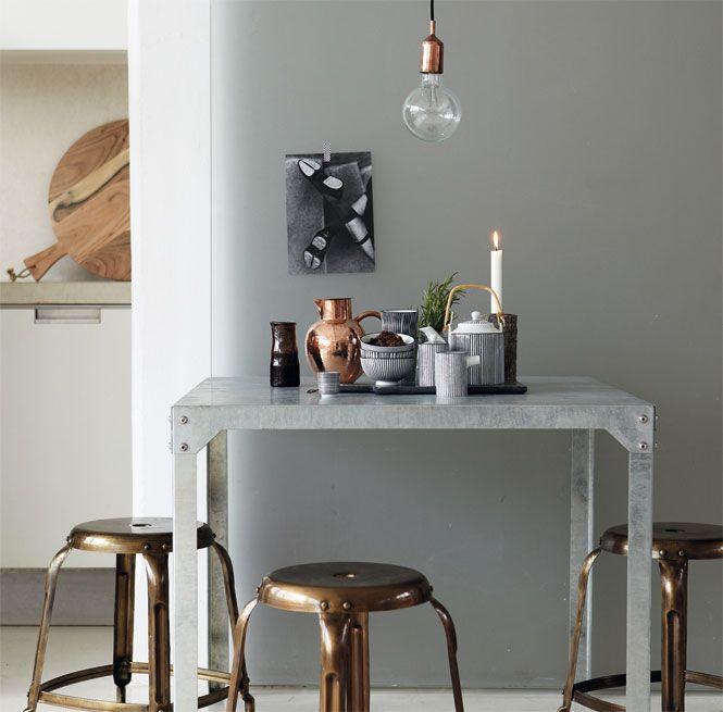 Schön Jetzt Super Präsent Im Interior Design: Kupfer Für Möbel, Accessoires Und  Alltagsgegenstände.